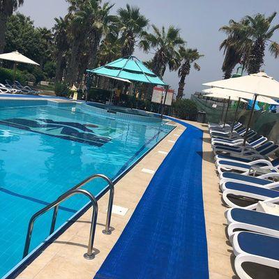 swimming pool shades UAE