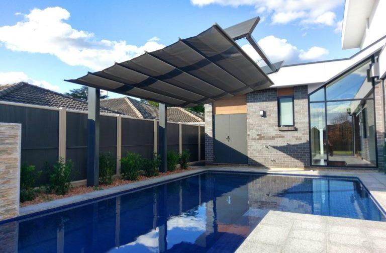 Swimming Pool Shade